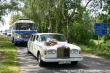 Rolls Royce Silver Shadow long