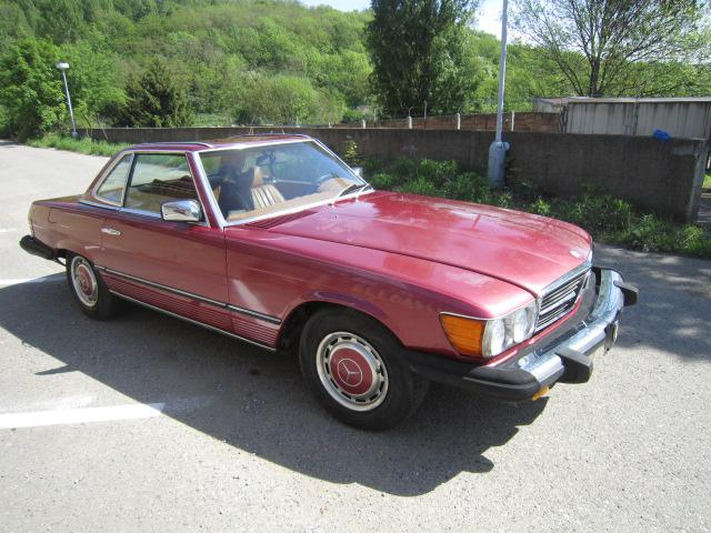 Mercedes-Benz 450 SL 450