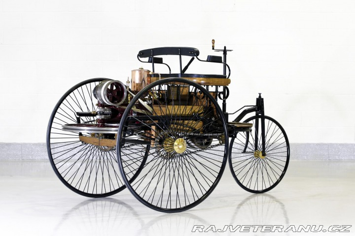 BENZ PATENT MOTOR