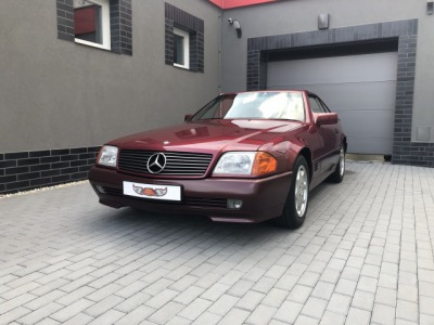 Mercedes-Benz SL 500 R129