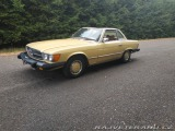 Mercedes-Benz 450 W 107 - 450 SL