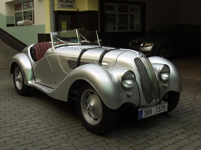 BMW 3 328 Roadster
