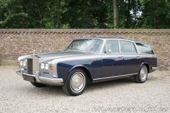 Rolls Royce Silver Shadow Station-wagon