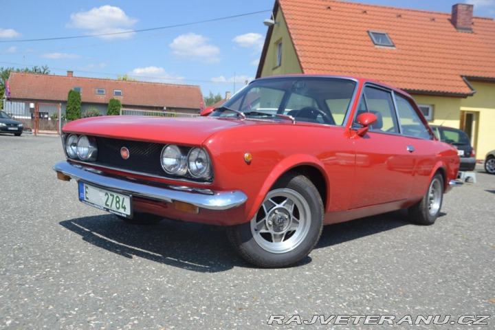 Fiat 124 coupe 1600 - 81kW