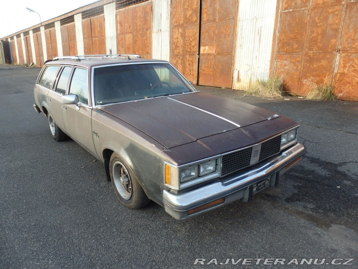 Oldsmobile Cutlass 5.0 Kombi