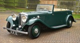 Bentley Derby Hooper 3.5 Cabriolet