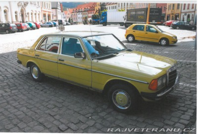 Mercedes-Benz 200 W 123 D