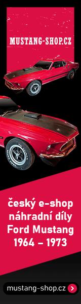 MUSTANG-SHOP.CZ - český e-shop s náhradními díly na Ford Mustang ročníky 1964 až 1973.