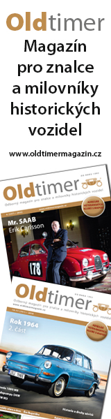 Oldtimer magazín